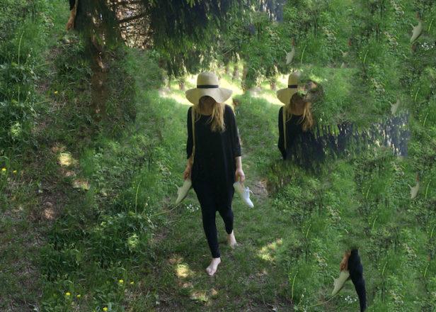 Explore the transcendant musique concrète of Felicia Atkinson's A Readymade Ceremony