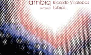 Tobias. whips ambiq's dark ambience into a rhythmic workout on remix split with Villalobos