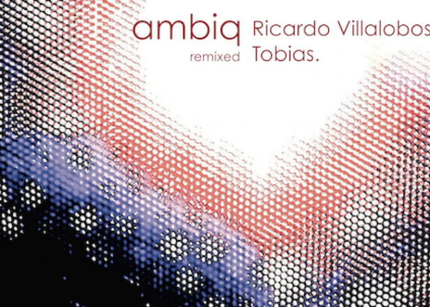 Tobias. whips ambiq's dark ambience into a rhythmic workout on new remix split with Villalobos