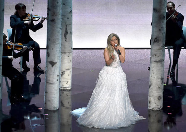 Oscars 2015: Watch performances from Common, John Legend, Lady Gaga and more