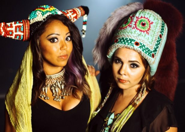 Daphne and Celeste are back: The teen-pop troublemakers unveil their first single in 15 years
