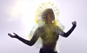 Watch Björk bring the Vulnicura artwork to life in 'Lionsong' video