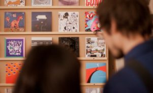 Yoko Ono, Sir Peter Blake and David Shrigley among this year's Secret 7″ sleeve designers