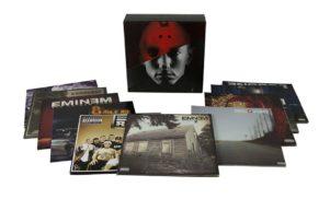 Eminem announces 10-LP vinyl box set