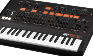 Take a look inside Korg's new ARP Odyssey synthesizer