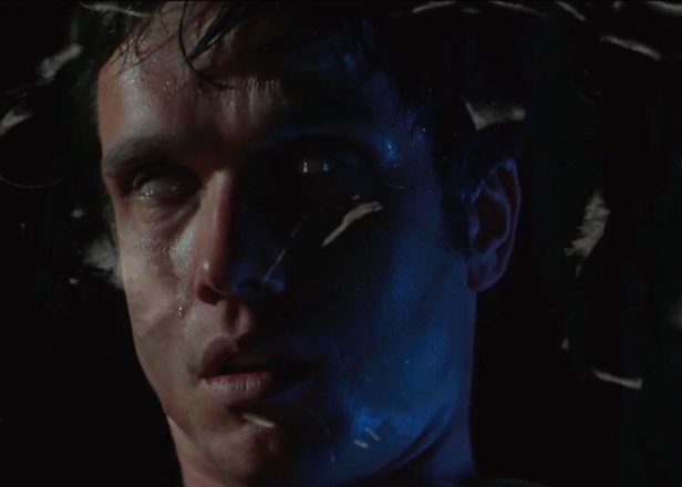 Watch Powell's Scanners-meets-A Clockwork Orange video for 'Sylvester Stallone'