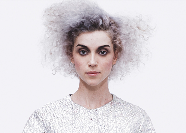 "St. Vincent accused of destroying Chilean artist's paintings with ""knives and violence"""