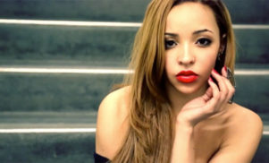 Download Tinashe's new mixtape Amethyst