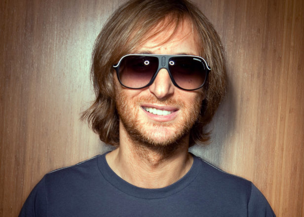 David Guetta was forced to DJ off USBs without a playlist, and described it as old school