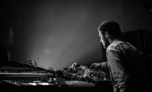 Blawan launches TERNESC label with solo 12″ of gritty modular techno