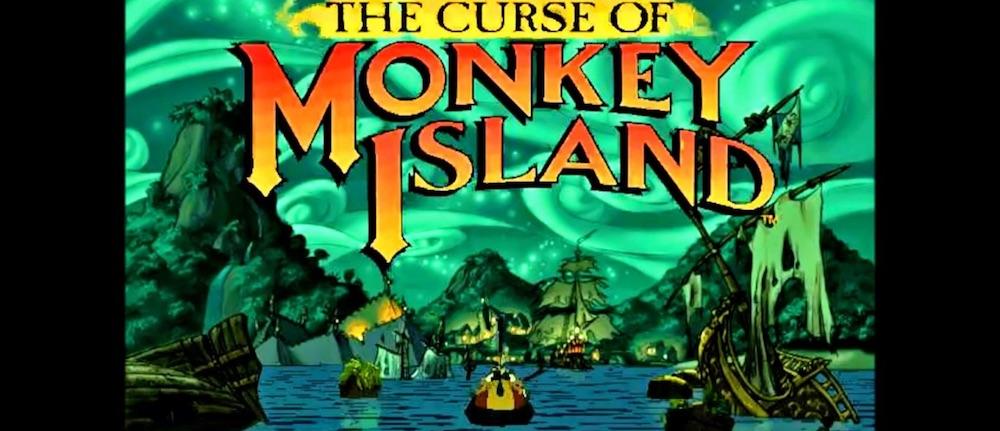 Ost Monkey Island