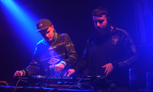 Clouds: Live on FACT stage at Bloc 2015