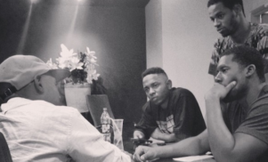 Listen to Flying Lotus interview Kendrick Lamar on BBC Radio 1