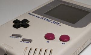 Download a free Nintendo Game Boy drum kit sample pack