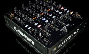 Allen & Heath launches no-frills Xone:43 analog mixer