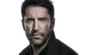 Trent Reznor working on the music for Batman: Arkham Knight video game
