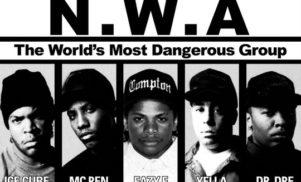 Listen to N.W.A's 1989 concert in Anaheim