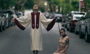 The Crucifixion of Rapper Extraordinaire, Slug Christ is an Awful tour de force