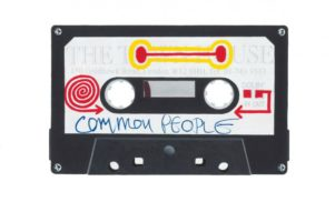 The Specials' Horace Panter to exhibit his huge paintings of mixtapes