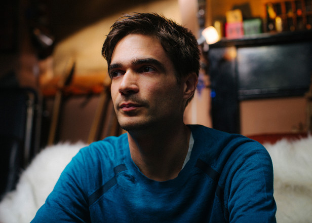 Clark joins Jon Hopkins on his final BBC Radio 1 Residency show