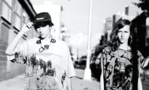 Synth pop duo Telepathe to release long awaited LP Destroyer this year
