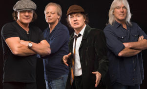 AC/DC are finally making their records available on streaming services
