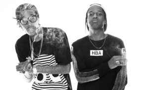 A$AP Rocky and Wiz Khalifa announce UK tour