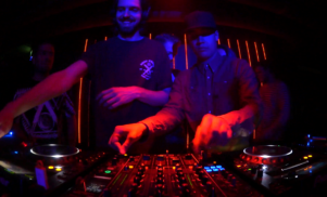 Live: Wouter S & DJ Q & Locklead & U Kno The Drill & Julian Alexander b2b @ 44 Bass Utrecht