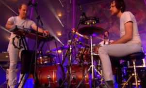 Watch Caribou perform 'Can't Do Without You' at Glastonbury