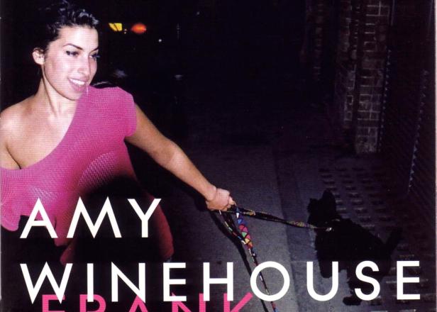 Amy Winehouse's Frank reissued on vinyl