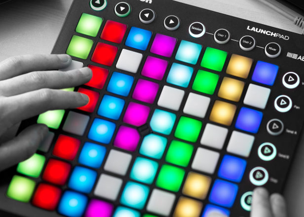 Novation Launchpad controller gets improved visual feedback