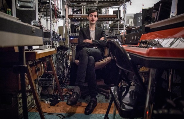 Tom Furse of the Horrors curates library music compilation Tom Furse Digs
