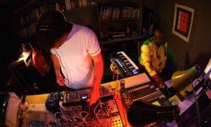 Nozinja recording new limited 12″ with Mumdance, Micachu and Tirzah