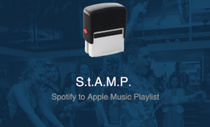 New app lets you transfer Spotify playlists to Apple Music