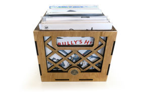 Store your 7″s in a customised Stones Throw crate