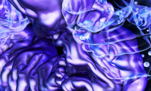 Sinjin Hawke and Zora Jones ready Fractal Fantasy compilation, Visceral Minds