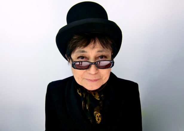 Yoko Ono teams with tUnE-yArDs, Cibo Matto, more for Yes, I'm a Witch Too