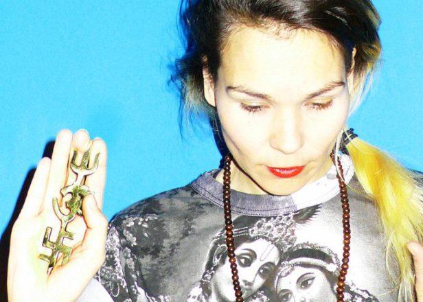 "Aïsha Devi meditates on ""sluts, death, awareness and women"" on Conscious Cunt – stream the EP"