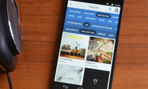 Bandcamp's app now lets you browse by genre, location and format