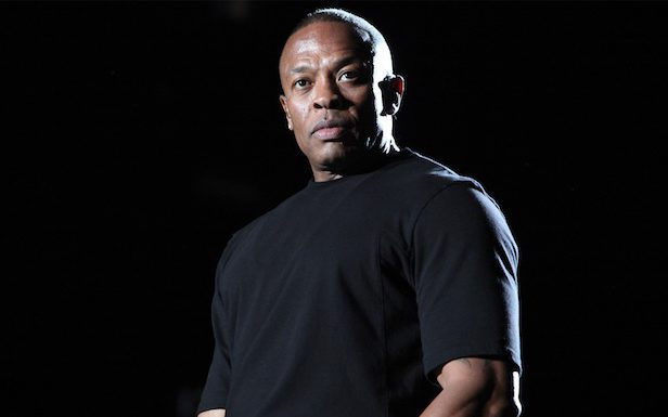 Straight Outta Compton soundtrack features Dr. Dre, Kendrick Lamar, Eminem