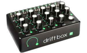 Roland has sneaked out a compact analog monosynth, the Driftbox-R
