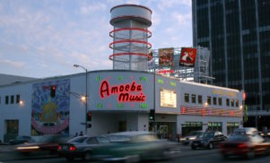 Amoeba Music show off the rarest, most expensive vinyl LP they've ever stocked