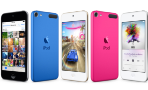 Apple brings back iPod Touch with upgraded design