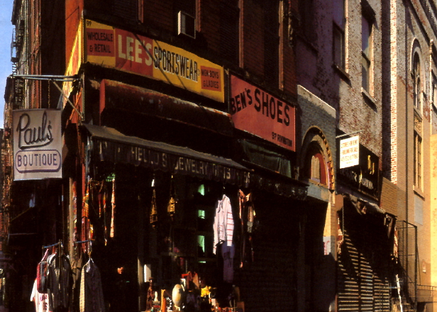 Listen to a marathon transmission of every track sampled on Paul's Boutique