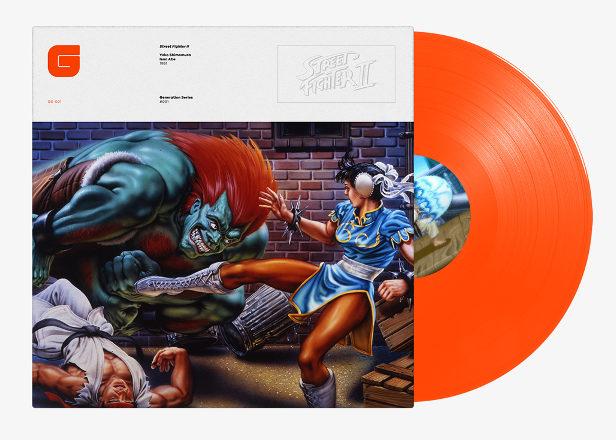 street fighter ii soundtrack to receive deluxe vinyl release
