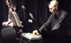 Unearthed footage from 1990 shows Thom Yorke playing synthesizer in an experimental ensemble