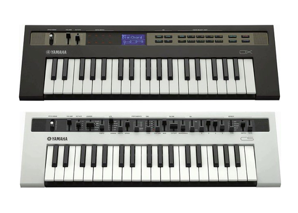 Yamaha accidentally leaks Reface line - includes new DX and CS synths