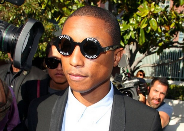Pharrell shares unreleased N.E.R.D. track 'Locked Away' on Beats 1