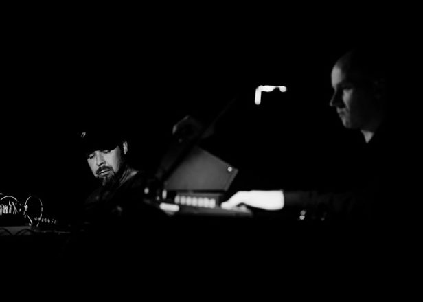 "Mika Vainio and Franck Vigroux reveal details of ""intense"" album on Cosmo Rhythmatic"
