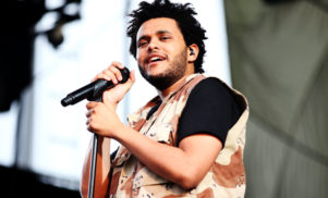 The Weeknd's Beauty Behind the Madness tracklist revealed